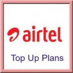 Airtel UP West Top Up Plans – Talk Time Recharge Details