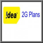 Idea UP West 2G Data Plans – Latest Idea Internet Recharge Plans details