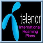 Telenor UP West International Roaming Plans – Recharge Plans for International Roaming
