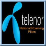 Telenor UP West National Roaming Plans – Recharge Plans for National Roaming