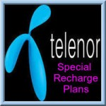 Telenor UP West Special Recharge Plans –  Various Special Talk-Time Recharge Details