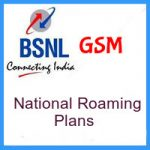 BSNL GSM Haryana National Roaming Plans- Roaming Plans