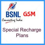 BSNL GSM Assam Special Recharge Plans- Types of Special Plans