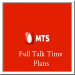 MTS UP West Full Talk-Time Plans – Full Talk Time Recharge Details