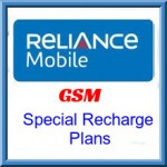 Reliance GSM Assam Special Recharge Plans -Local and STD Special Recharge Offers