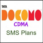 Tata Docomo CDMA West Bengal SMS Plans- SMS Packs and Offers Details